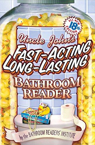 Uncle John S Fast Acting Long Lasting Bathroom Reader