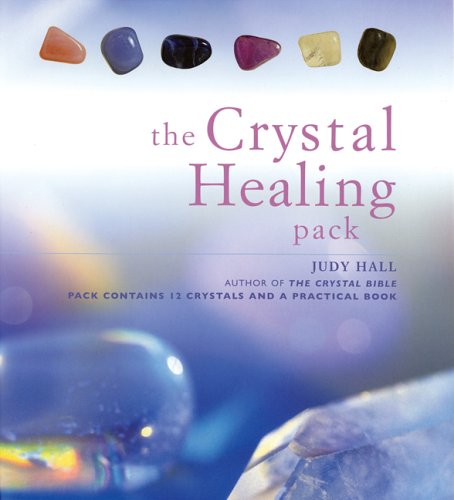 9781592235124: The Crystal Healing Pack