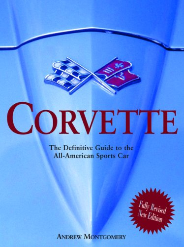 9781592235131: Corvette: The Definitive Guide to the All-American Sports Car