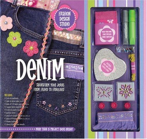 Fashion Design Studio: Denim: Samantha Chagollan