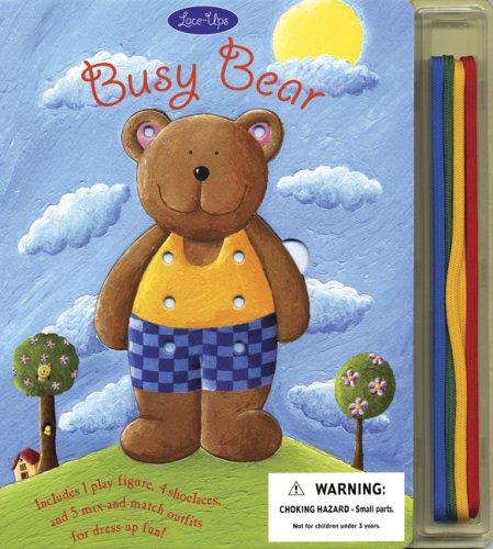 9781592236343: Lace-Ups: Busy Bear