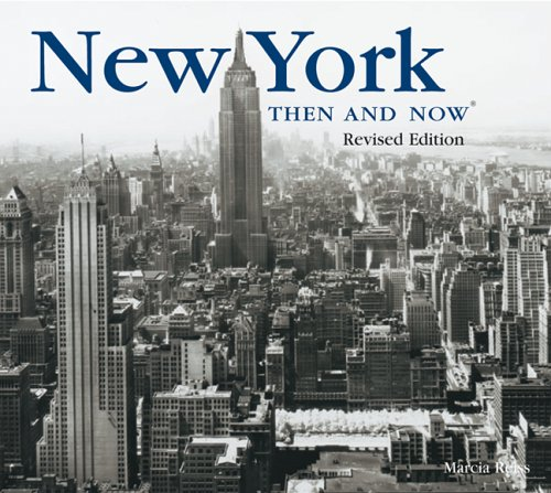 9781592236497: New York Then and Now (Then & Now)