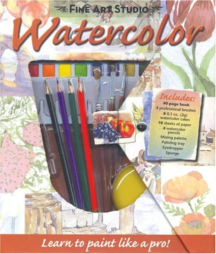 9781592236503: Fine Art Studio: Watercolor