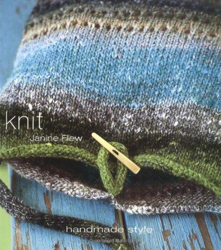 9781592236930: Knit: Handmade Style (Handmade Style (Thunder Bay Press))