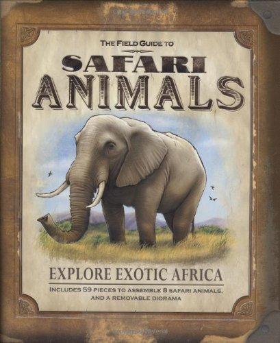 9781592237173: The Field Guide to Safari Animals (Field Guides)