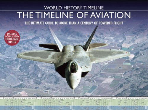 9781592237203: The Timeline of Aviation: The Ultimate Guide to More Than a Century of Powered Flight [With Poster] (World History Timeline)