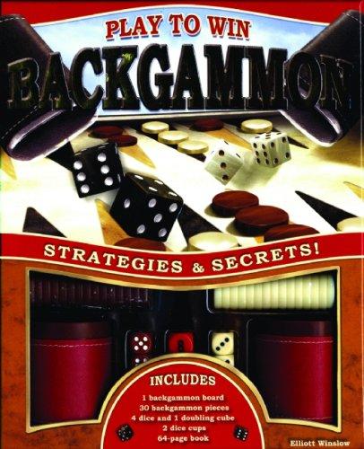 9781592237289: Play to Win: Backgammon
