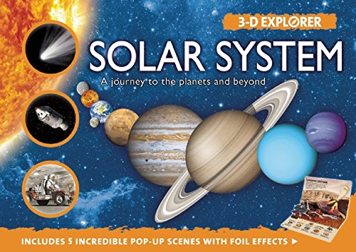 9781592237586: Solar System: A Journey to the Planets and Beyond (3-D Explorer)