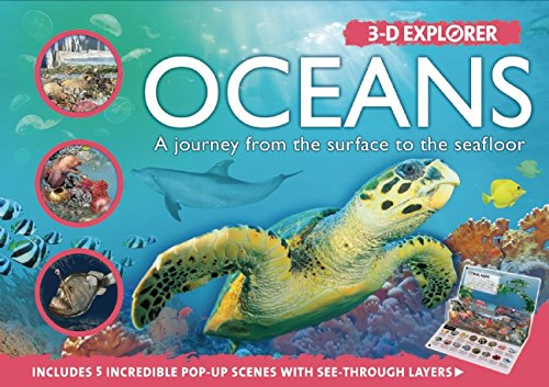 9781592237685: Oceans: A Journey from the Surface to the Seafloor (3-D Explorer)