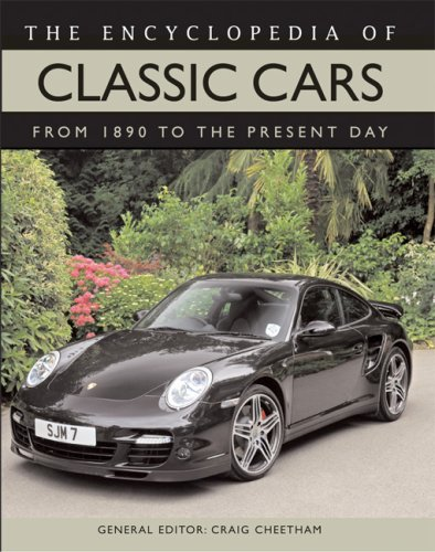 9781592237814: The Encyclopedia of Classic Cars: From 1890 to the Present Day