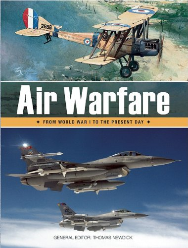 Air Warfare: From World War I to: Newdick, Thomas