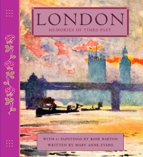 Memories of Times Past: London: Mary Anne Evans