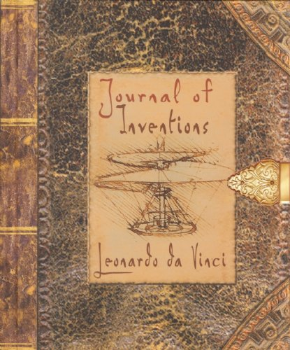 Journal of Inventions: Leonardo da Vinci: Jasper Bark
