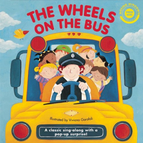 9781592239245: The Wheels on the Bus (Moving Windows)