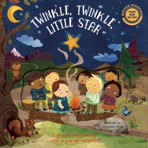 9781592239252: Moving Windows: Twinkle, Twinkle, Little Star