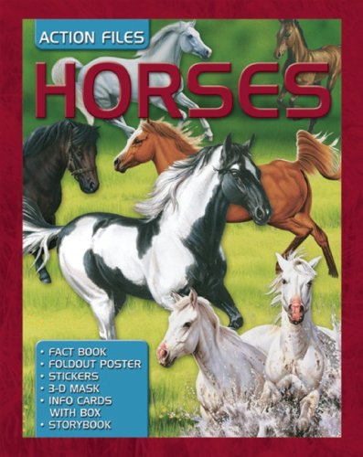 Horses (Action Files): Camilla de la