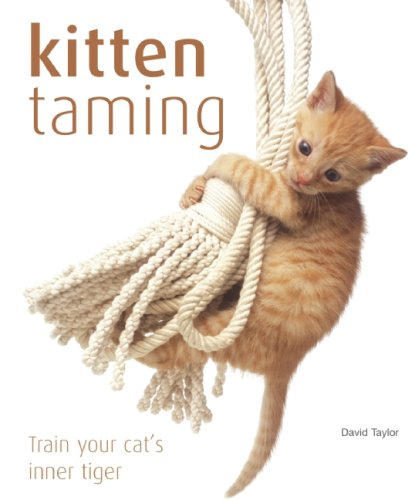 9781592239863: Kitten Taming: Train Your Cat's Inner Tiger