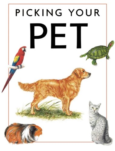 Picking Your Pet (Expert Guides): Martin, Claudia