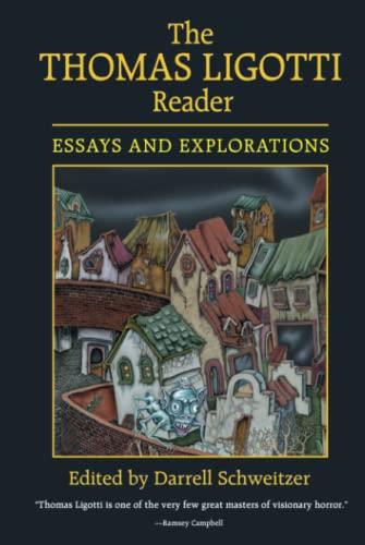 9781592241293: The Thomas Ligotti Reader