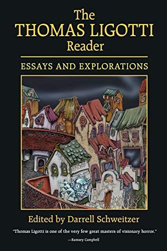 9781592241309: The Thomas Ligotti Reader