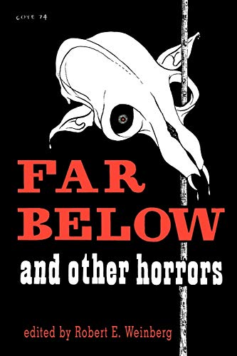 9781592241682: Far Below and Other Horrors from the Pulps