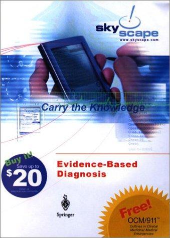 9781592250073: Ebd: Evidence-Based Diagnosis (CD-ROM for PDA)