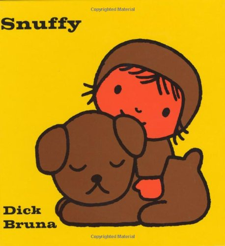 Snuffy (1592260136) by Dick Bruna