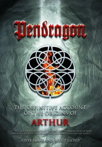 9781592281848: Pendragon: The Definitive Account of the Origins of Arthur