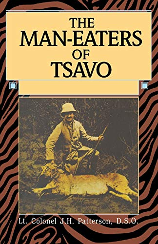 9781592281879: Man-Eaters of Tsavo