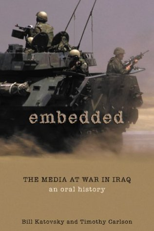 the risky job of a war correspondent in iraq