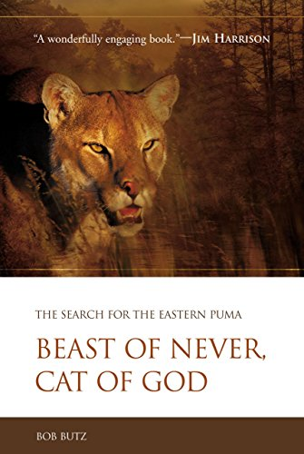 Beast of Never, Cat of God: The Search for the Eastern Puma: Butz, Bob