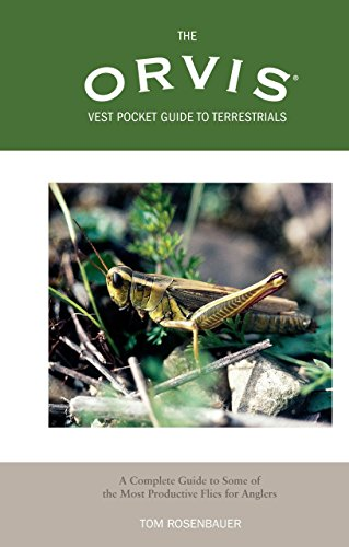 9781592285129: The Orvis Vest Pocket Guide to Terrestrials: A Complete Guide to Some of the Most Productive Flies for Anglers