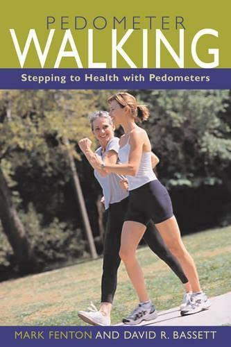 9781592287024: Pedometer Walking: Stepping Your Way to Health, Weight Loss, and Fitness: Stepping to Health with Pedometers