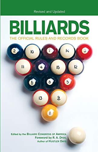 9781592287444: Billiards, Revised and Updated: The Official Rules And Records Book