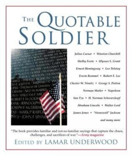 9781592288144: Quotable Soldier
