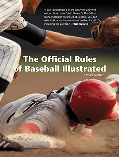 9781592288441: The Official Rules of Baseball Illustrated