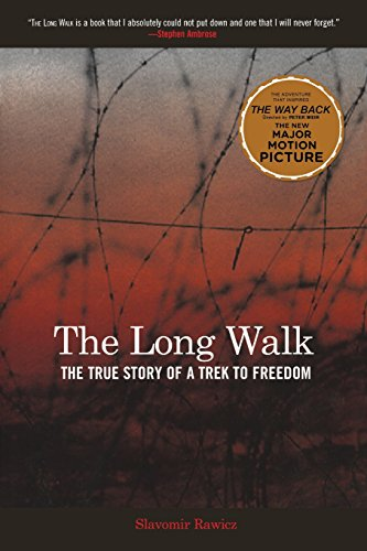 9781592289448: Long Walk: The True Story of a Trek to Freedom