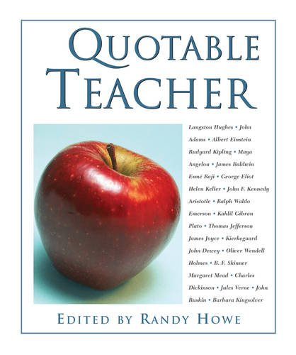 9781592289707: Quotable Teacher