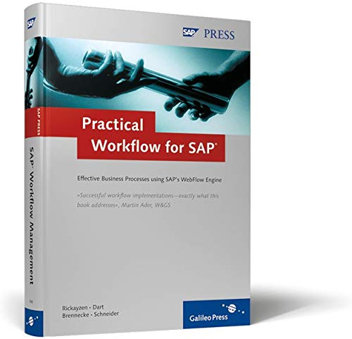 9781592290062: Practical Workflow for SAP: Effective Business Processes using SAP's WebFlow Engine