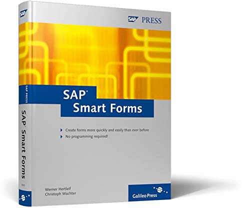 9781592290109: SAP Smart Forms: Creating forms quickly and easily—no programming required!