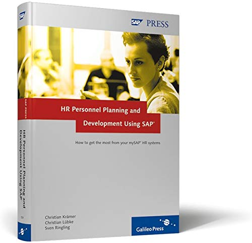 9781592290246: HR Personnel Planning and Development Using SAP: How to get the most from your SAP HR systems