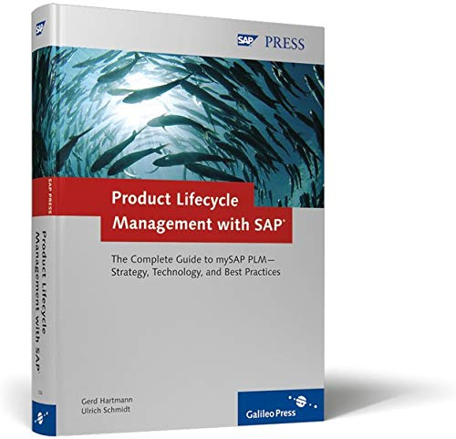 9781592290369: Product Lifecycle Management with SAP: The Complete Guide to mySAP PLM Strategy, Technology and Implementation
