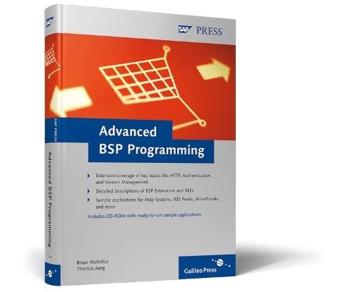 9781592290499: Advanced BSP Programming