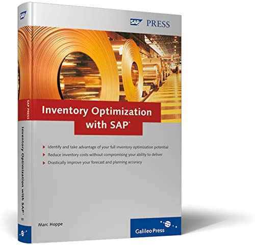 Inventory Optimization with SAP: Marc Hoppe