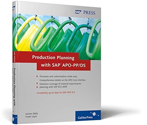 9781592291137: Production Planning with SAP APO-PP/DS