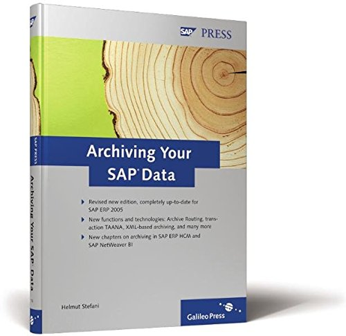 9781592291168: Archiving Your SAP Data