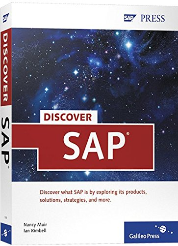 9781592291175: Discover SAP: A reader-friendly introduction to the world of SAP