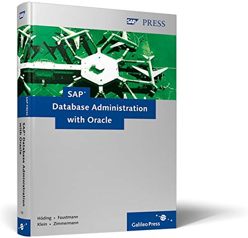 9781592291205: SAP Database Administration with Oracle