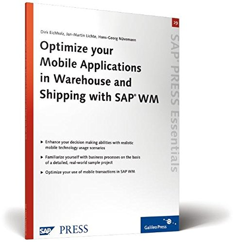 9781592291267: Optimize Your Mobile Applications in Warehouse and Shipping with SAP WM