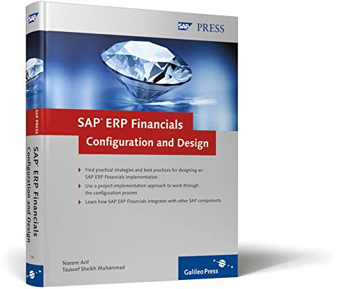 9781592291366: SAP ERP Financials: Configuration and Design
